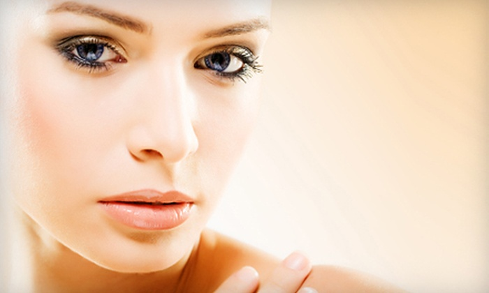 R17 Salon - Arden - Arcade: 1 Microdermabrasion Treatment or 1 Signature Face-Lift Facial with Post-Peel Kit at R17 Salon (Up to 51% Off)