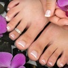 Up to 55% Off Mani-Pedis at A Gentle Touch