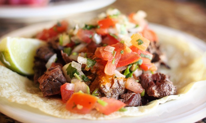 Taco Haven - Lavaca: $10 for $20 Worth of Mexican Food at Taco Haven
