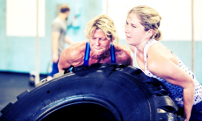 Hard Exercise Works - Asheville: $29 for Five Weeks of Boot-Camp Classes at Hard Exercise Works ($199 Value)