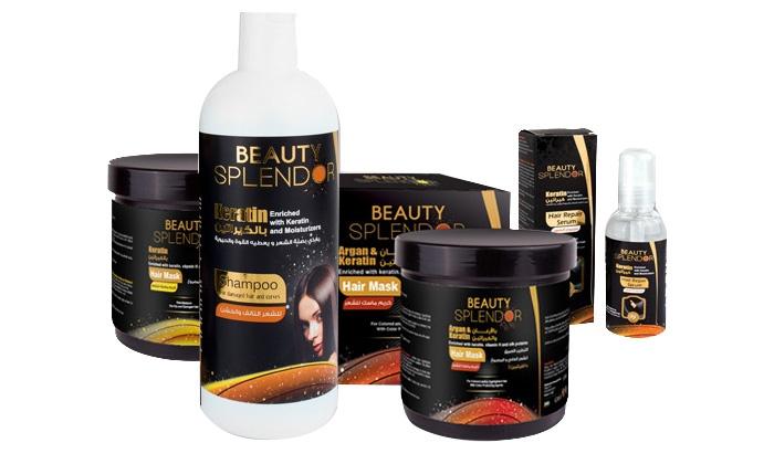 dd82043616 Beauty Splendor Hair Care Series