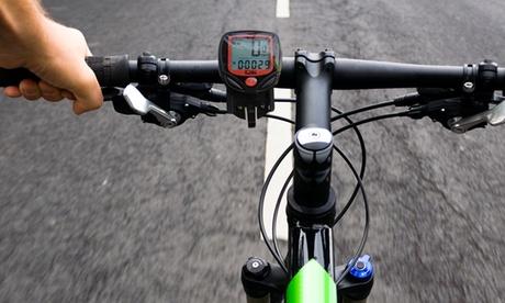 Computer di bordo impermeabile per bicicletta