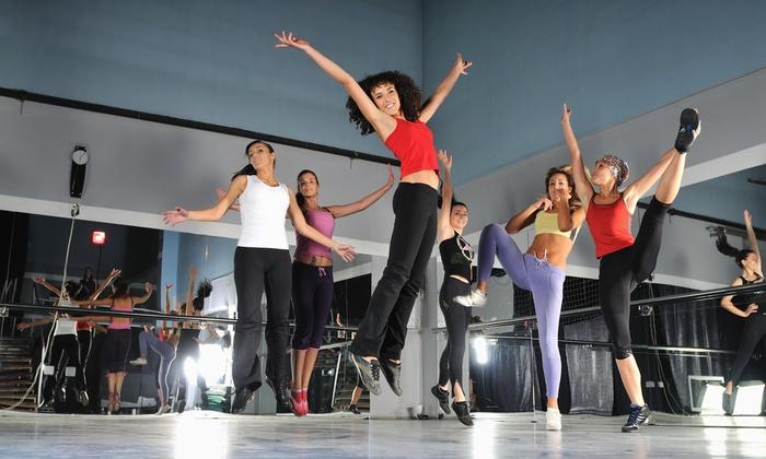 Fuzion Fitness & Dance Studio - Dania Beach: Five Fitness Classes at Fuzion Fitness & Dance Studio (67% Off)