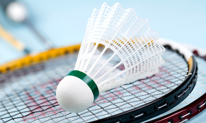 Eastbay Badminton Association - Emeryville: Badminton Session for Two or Four with Racket Rentals at Eastbay Badminton Association (Up to 58% Off)