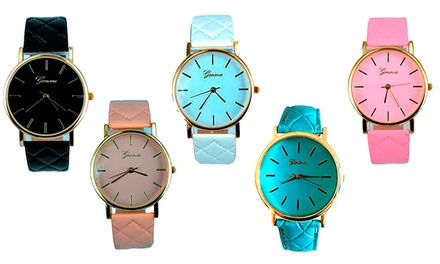 Relógio Geneva Wrist por 14,90€