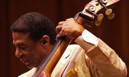 The Buster Williams Quartet: Something More and the Sonny Fortune Quartet on Friday, November 7 (Up to 61% Off)
