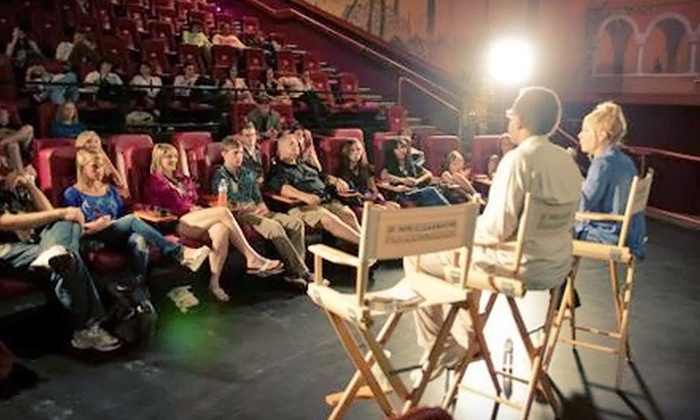 Sunscreen Film Festival - Downtown St. Petersburg: One-Day or VIP Access to Sunscreen Film Festival at Muvico Theaters on April 18–21 (Up to 57% Off)