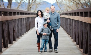 Sonora Photography: $63 for $159 Toward Outdoor Maternity, Engagement, or Family Portrait from Sonora Photography