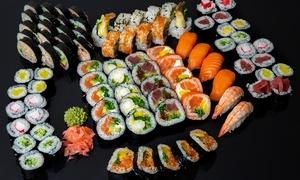 Wybrany zestaw sushi: 24 sztuki za 28,99 zł i więcej w Fresh Roll Sushi