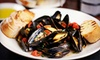 Amerigo (Part of restaurant group JHS Holdings, LLC) - Multiple Locations: $20 for $40 Worth of Italian Food on a Weekday or Weekend at Amerigo