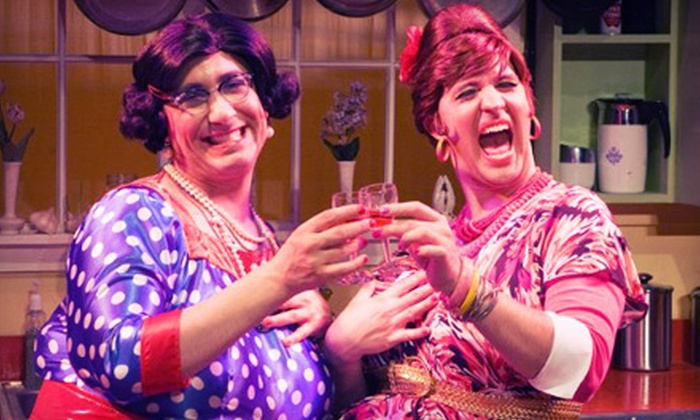 """""""A Musical Cooking Lesson with the Calamari Sisters"""" - Newton: """"A Musical Cooking Lesson with the Calamari Sisters"""" at The Newton Theatre on June 21, 22, or 23 (Up to Half Off)"""