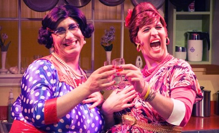 """A Musical Cooking Lesson with the Calamari Sisters"" at The Newton Theatre on June 21, 22, or 23 (Up to Half Off)"