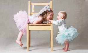 Pauls Studio LTD: £14 for a Children's Photoshoot with Two Mounted Prints at Pauls Studio