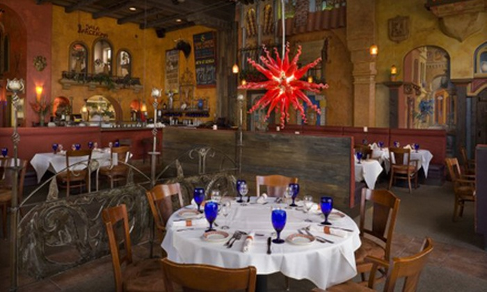 Cafe Sevilla - Multiple Locations: $77 for a Flamenco Dinner Show for Two with Three-Course Dinner, Sangria, and Club Entry at Cafe Sevilla ($155 Value)