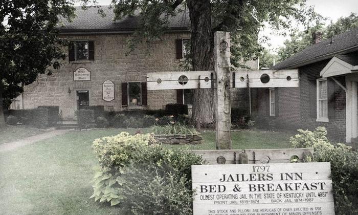 Jailer's Inn Bed and Breakfast - Bardstown, KY: One- or Two-Night Stay at Jailer's Inn Bed and Breakfast in Bardstown, KY