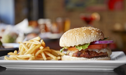 $11 for $20 Worth of Pub Food at Platinum Pub and Grill