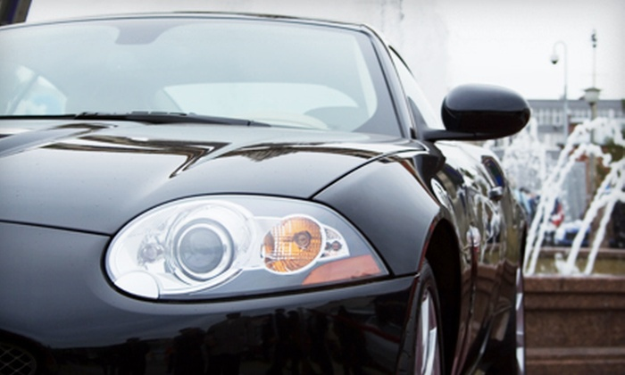 Mill Valley Car Wash - Mill Valley: One or Two Washes including Buff/Polish Detail or Headlight Restoration Detail at Mill Valley Car Wash (Up to 53% Off)