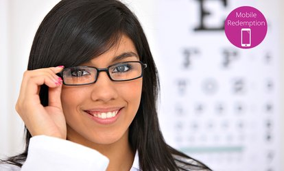 image for From $69 for an Eye Exam, Frames and Lenses at Auckland Optometrists, Royal Oak (From $367 Value)