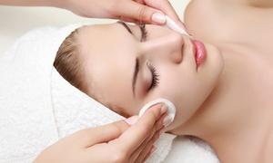 Dollhouse Hair  Beauty Salon: Choice of One-Hour Facial ($29) Plus Refresh Manicure ($49) at Dollhouse Hair Beauty Salon(Up to $159 Value)