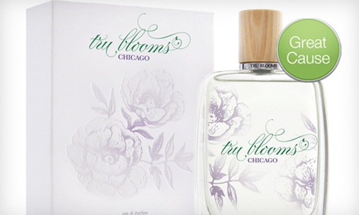 Tru Blooms Chicago Perfumes: $49 for 3.4-Ounce Limited-Edition Women's Perfume from Tru Blooms Chicago Perfumes ($65 Value)