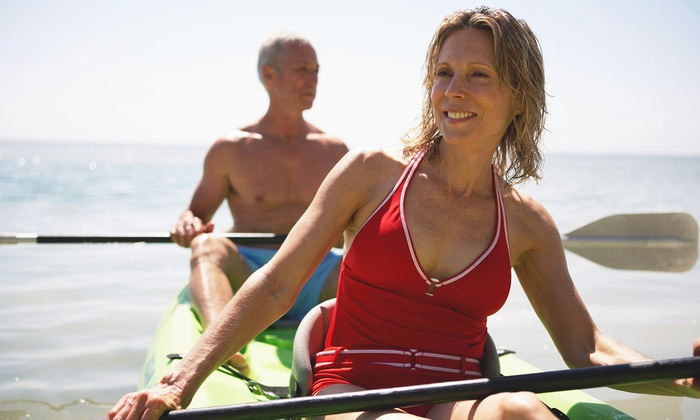 Nature Recreation Management of Lee County, LLC-Lover's Key - Bonita Springs: Kayak or Standup-Paddleboard Rental from Nature Recreation Management of Lee County, LLC-Lover's Key (Up to 57% Off)