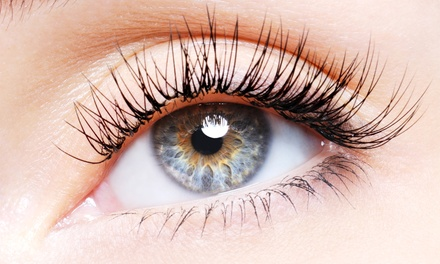 One Full Set of Eyelash Extensions with Optional Fill-In at Pretty Chic Lashes (Up to 52% Off)