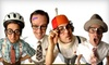 After Rad - Freeman Coliseum: After Rad Party with The Spazmatics and Pinata Protest at Freeman Coliseum on June 30 at 9 a.m. ($10 Value)