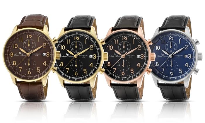 lucien piccard men s watch groupon goods lucien piccard men s montilla chronograph watch collection lucien piccard men s montilla chronograph watch collection