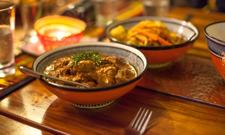 Kenyan-Inspired Meal for Two or Four at Flavors of East Africa (Up to 46% Off)