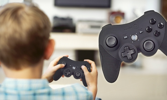PowerA Pro Elite PS3 Wireless Controller: $14.99 for a PowerA Pro Elite Wireless Controller for PlayStation 3 ($49.99 List Price). Free Returns.