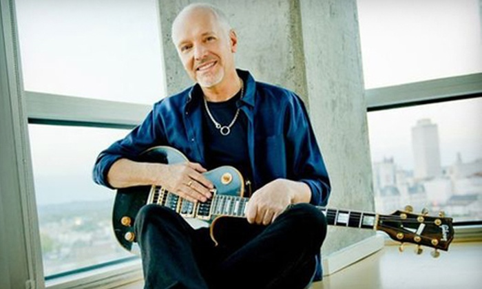 Frampton's Guitar Circus - PNC Plaza: Frampton's Guitar Circus with B.B. King and Sonny Landreth at PNC Plaza on August 5 at 7 p.m. (Up to Half Off)