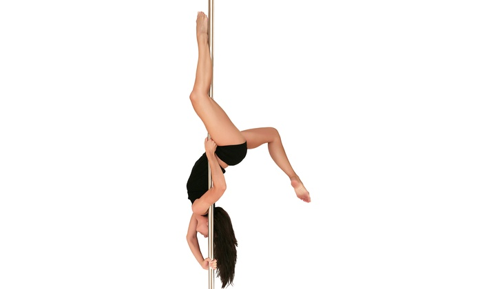 Corporate Pole - Near West Side: One Beginner Pole-Dancing Class, One-Month Membership, or Pole-Dancing Party at Corporate Pole (Up to 55% Off)