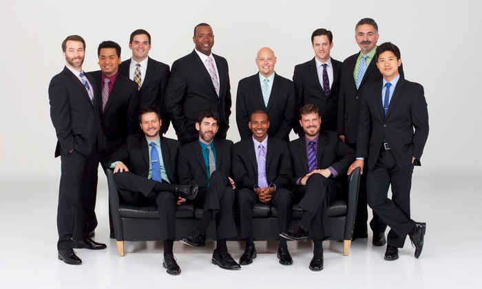 Chanticleer - An Orchestra of Voices - The Pullo Center: Chanticleer – An Orchestra of Voices at The Pullo Center on Friday, April 4, at 7:30 p.m. (Up to $43 Value)