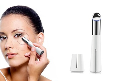 Heated Vibrating Eye Massager: One ($29.95) or Two ($54.95)