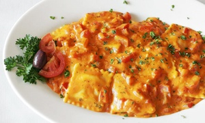 Lubrano's Ristorante Italiano: Three-Course Prix Fixe Italian Meal for Two or Four at Lubrano's Ristorante Italiano (Up to 37%Off)