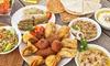 Almas Restaurant & Lounge - Almas Restaurant & Lounge: Orientalisches Tapasmenü in 3 Gängen für Zwei oder Vier in Almas Restaurant & Lounge ab 29 € (bis zu 52% sparen*)