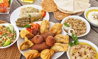 Sharing Platter with Glass of Wine for Two at Hill Ephesus (Up to 43% Off)