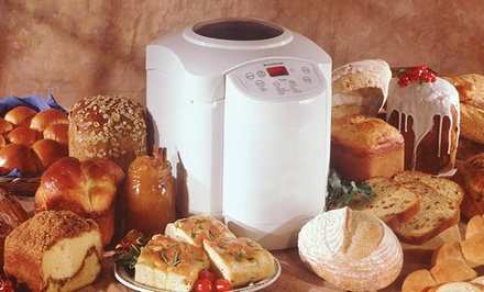 Breadman Deluxe Bread Machine (TR555LC). Free Shipping and Returns.