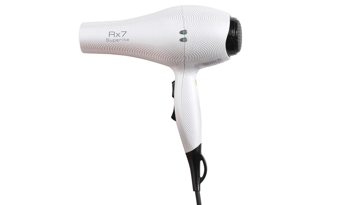 Rx7 Ceramic Ionic Hair Dryer Groupon Goods