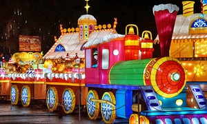 Global Winter Wonderland: Entry to Global Winter Wonderland (Up to 48% Off). Five Options Available.