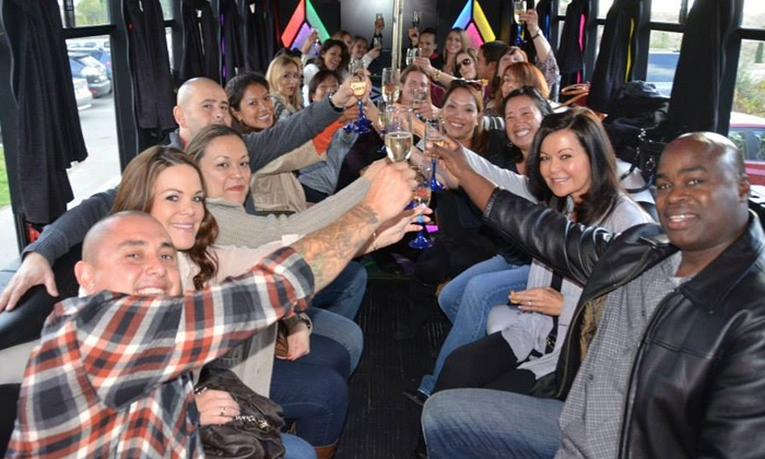 Uncorked Tours - Temecula: Four-Hour Chauffeured Group Wine Tour for One or Two from Uncorked Tours (Up to 48% Off)