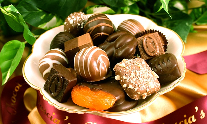 Fascia's Chocolate - Waterbury: Chocolate Experience and Tour for Two or Four at Fascia's Chocolates (Up to 50% Off)