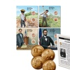 Commemorative Lincoln 4-Coin Collection