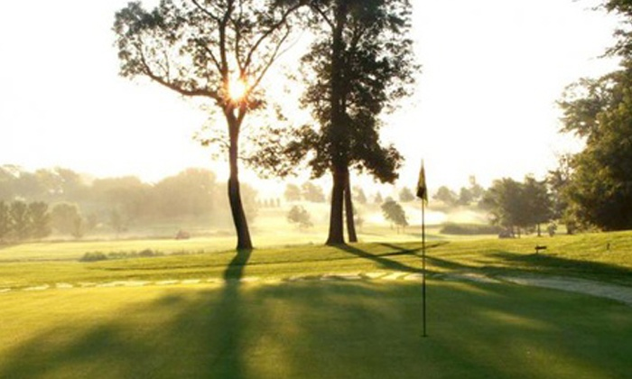 CreeksBend Golf Course - New Prague: $49 for Round for Two with Cart at CreeksBend Golf Course (Up to $116 Value)