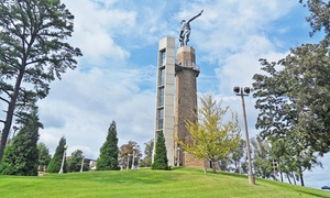Vulcan Park and Museum: Visit for Two or Four to Vulcan Park and Museum (46% Off)