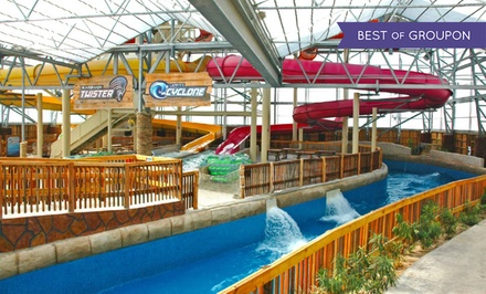 Groupon Deal: 1-or 2-Night Stay for Four with Optional Water-Park Passes at Schlitterbahn Beach Hotel & Waterpark in Texas