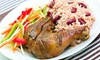 Up to 46% Off Jamaican Cuisine at Spice Island Grill