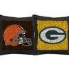 NFL Latch Hook Pillow-Making Kit