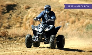 San Diego Motorsport Rentals: $69 for a Four-Hour ATV Rental from San Diego Motorsport Rentals ($150 Value)