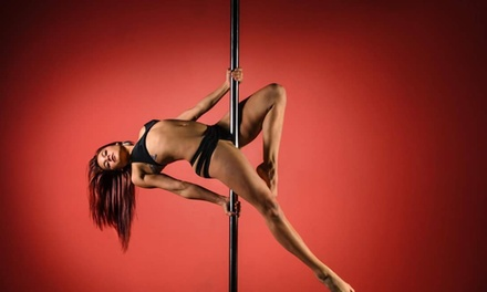 Five Fitness Classes at Elevé Pole And Fitness (70% Off)